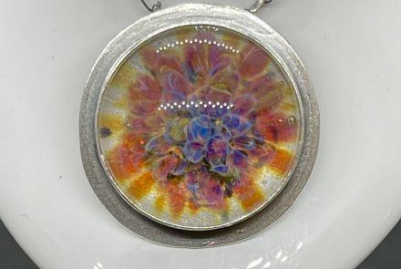 Boro Glass Pendant